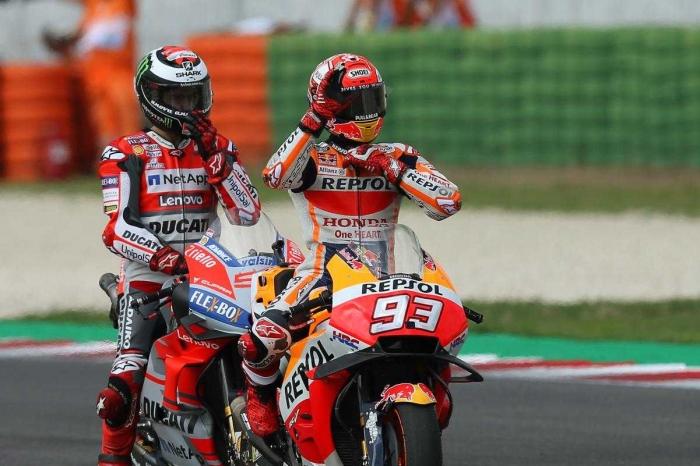 Rival yang bakal jadi team mate (dok.MotoGP)