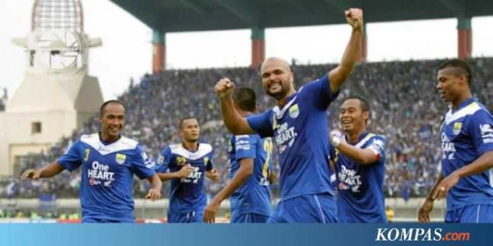 Persib Bandung/Kompas.com
