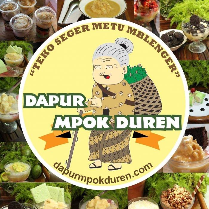 Mencicipi Menu Durian Mblenger Di Outlet Dapur Mpok Duren Jogja Oleh