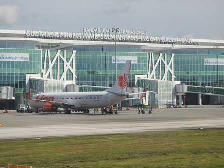 Bandara Aji Muhammad Sulaiman Balikpapan (Dokpri)
