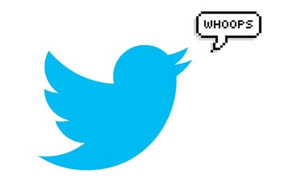 Tweet Whoops - ilustrasi: clubrecepata.info