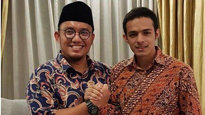 Dahnil dan dr. Gamal, Tim Kampanye Milenial Prabowo-Sandi (Sumber: instagram gamalalbinsaid)