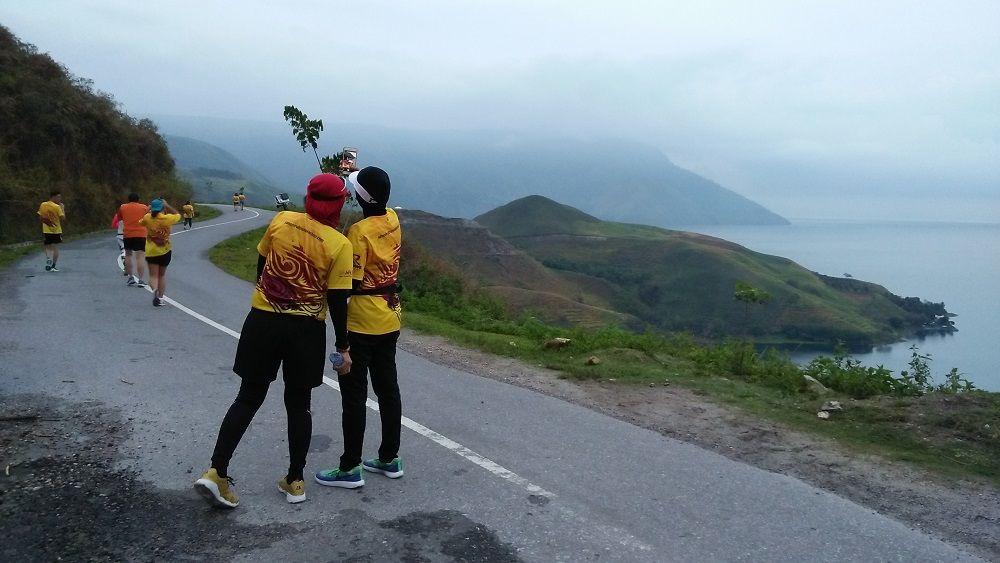 Lingkar Pusuk Buhit Merupakan Lokasi Selfie Paling Top