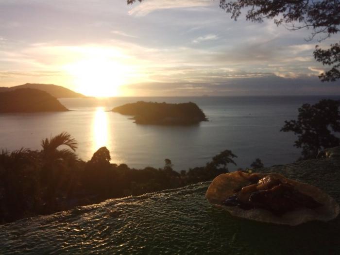 Sunset di Pulau Sabang, Aceh