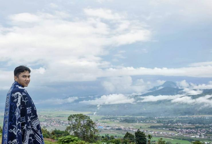 Pemandangan Lembah Kerinci. Dokpri
