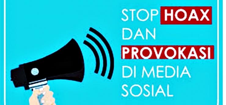 Stop Hoax dan Provokasi - http://www.lusius-sinurat.com