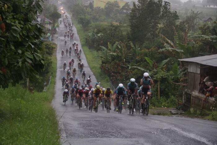 Tour de Singkarak 2018 (dok. kabarsumbar.com)