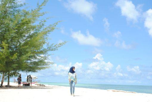 Pulau Derawan (Dokumentasi Pribadi)