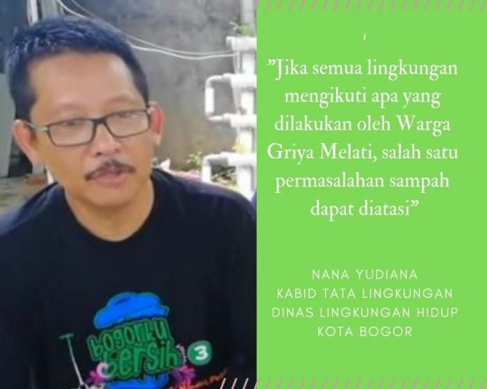 Testimoni dari pihak pemerintah