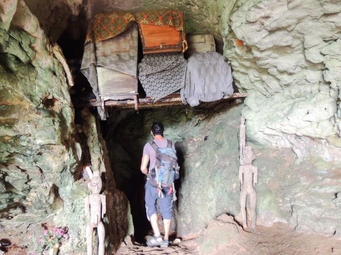 Makam di Ke'te Kesu | Dokumen Pribadi