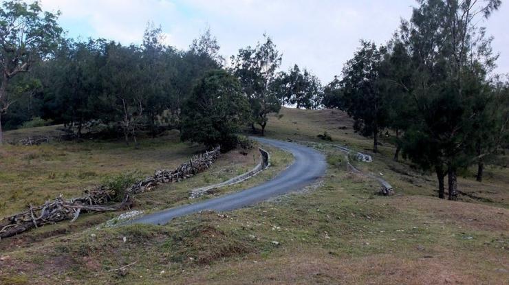 Sebuah jalan di Saenam