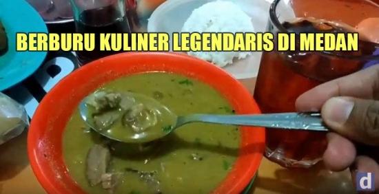 Wisata ke Medan, Jangan Lupa Cicipi Makanan Khas Ini