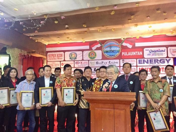 Kata Sambutan Ketua Dewan Kehormatan PERWASES, Ir. Pui Sudarto