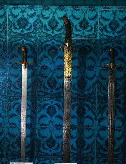 Pedang Rasulullah (dok.localist)