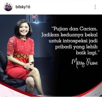 Kata Kata Motivasi Dari Merry Riana