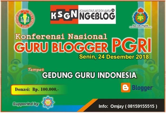 guru blogger PGRI