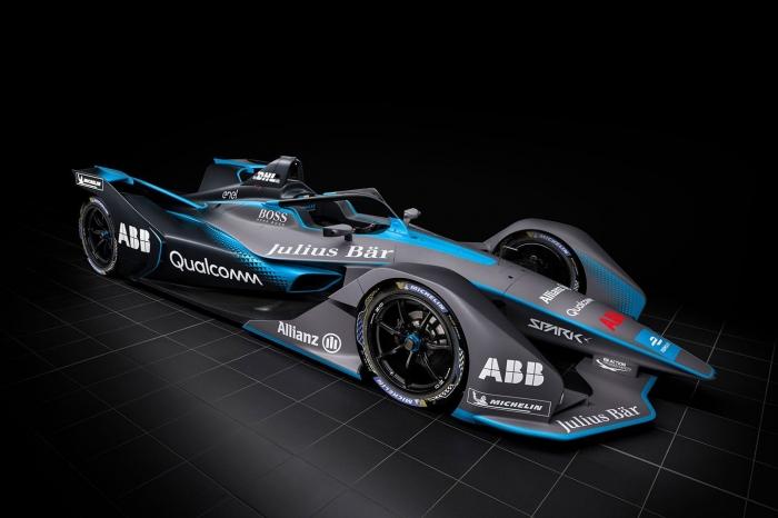 Mobil Gen2, sumber: FIA Formula E