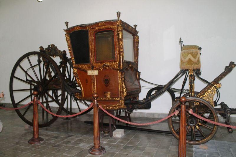 Koleksi Museum Kasunanan Surakarta, dokpri