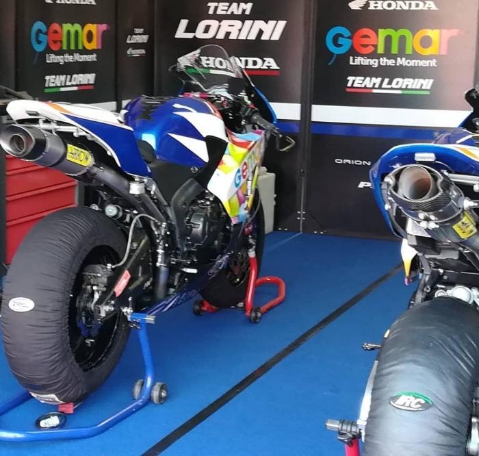 Sumber berita dan foto : twitter @PTR Honda, twitter Gemar Team Lorini