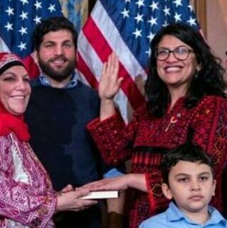 Rashida Tlaib (dok.anadoluagency)