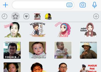 Membuat Sticker Whatsapp Di Iphone Sendiri Kompasiana Com