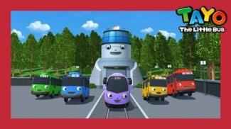 83+ Gambar Mobil Animasi Tayo HD