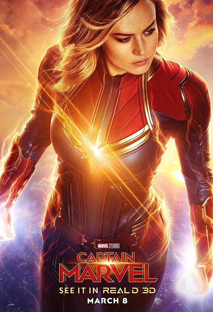 Captain Marvel bisa jadi tayang lebih awal di Indonesia (dok. iMDB)