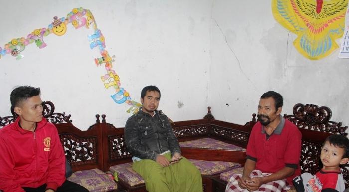 Adi Uthama, Sudarso, dan pak Asan Suwandi Jander pegunungan Karangtunon
