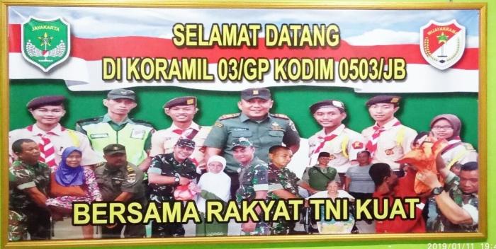 Koramil 03/GP | dokpri