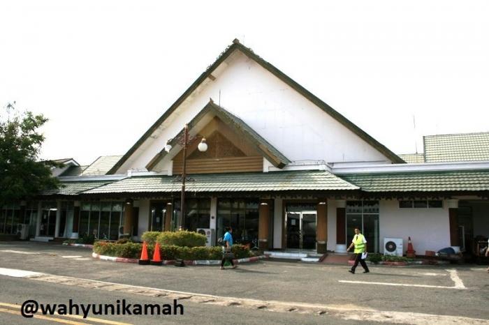 Bandara Gorontalo 2011 (dokpri)