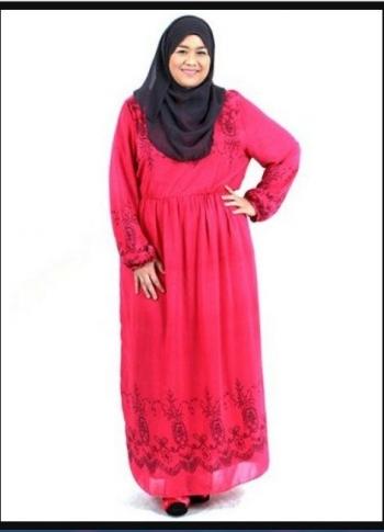 Model Kebaya Muslim Untuk Wanita Gemuk Oleh Yuliantika Yuliantika