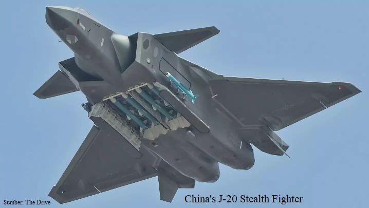 j 20 jet siluman tiongkok 5c4815e86ddcae0a1270f682 - China Kembangkan Teknologi Stealth yang Lebih Canggih dari AS