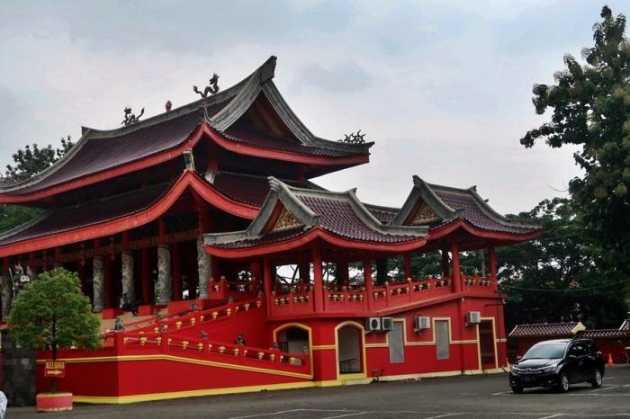 Wisata Budaya Sam Poo Kong (Dokpri)