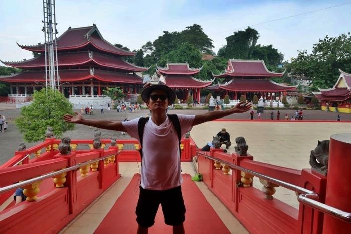 Klenteng Sam Poo Kong (Dokpri)