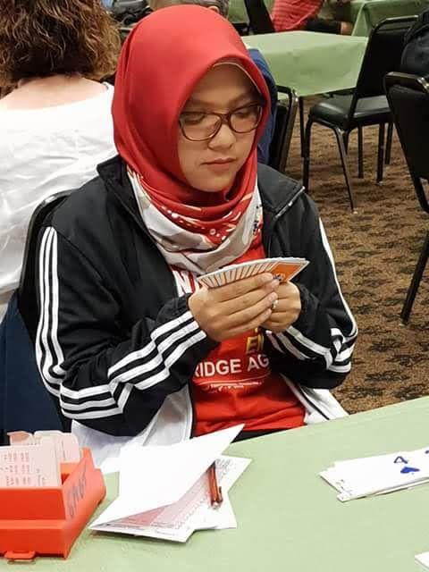 Anggota ladies Team sedang try out di salah satu turnamen Eropa untuk persiapan menghadapi Asian Games 2018. Dokumentasi @bertpolii