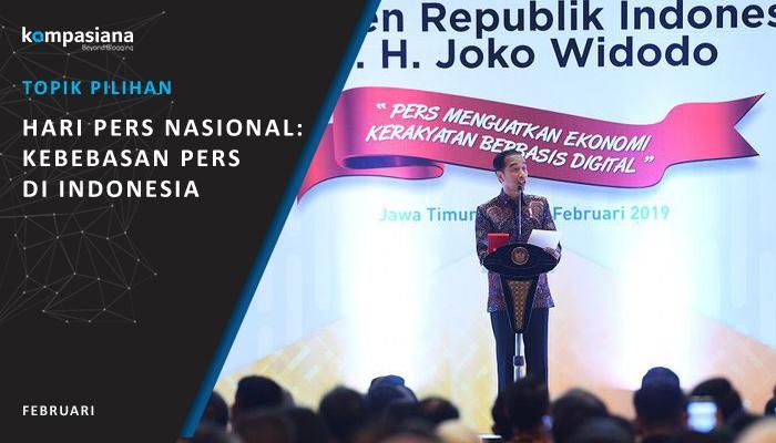 KEMERDEKAAN PERS DI INDONESIA