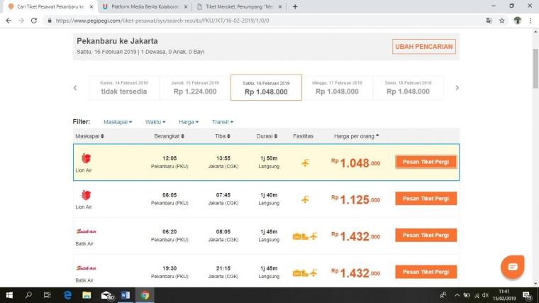 R80 Dan Mahalnya Harga Tiket Pesawat Halaman All Kompasiana Com