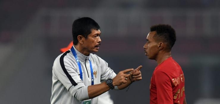 Indra Sjafri dan Todd Rivaldo Ferre (Foto The AFC.com)