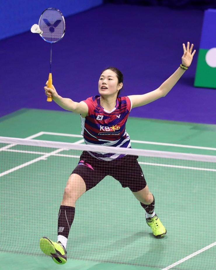 Kim Hyo Min (Foto BWFbadminton.com)
