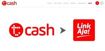 Selamat Tinggal T Cash dan Mandiri E-Cash, Selamat Datang