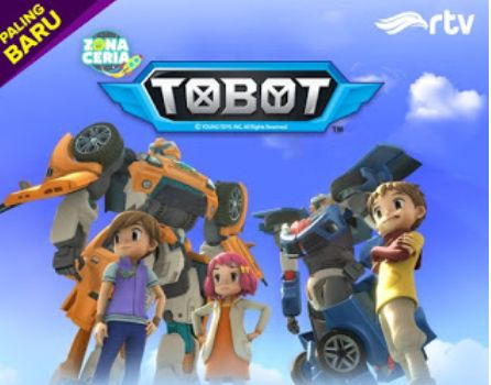 Film serial Tobot sumber : rtv
