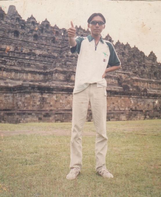 Borobudur (1998) - dokpri