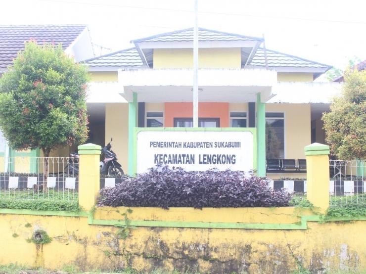 Kantor Kecamatan Lengkong, Kabupaten Sukabumi