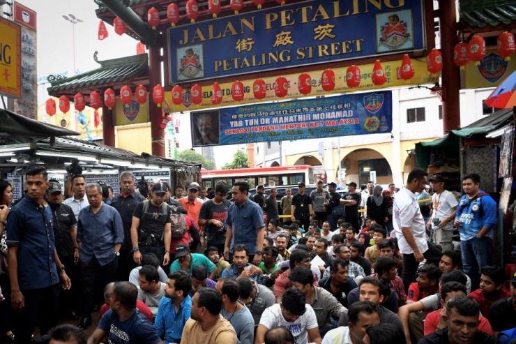 kantor perwakilan RI setempat merilis angka 2.7 juta orang Indonesia berada di Malaysia (Dok. Berita Harian)