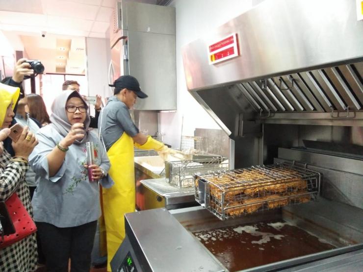 Gerai McDonald's Banjarmasin   Dokpri