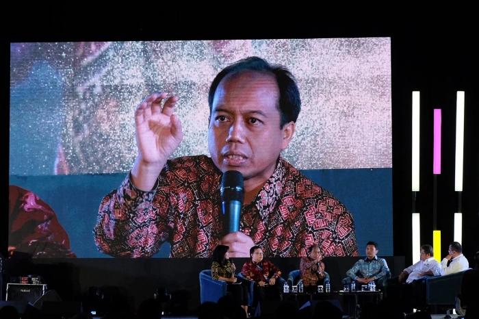Kapusdatin dan Humas BNPB Sutopo Purwo Nugroho (Dokumentasi pribadi)