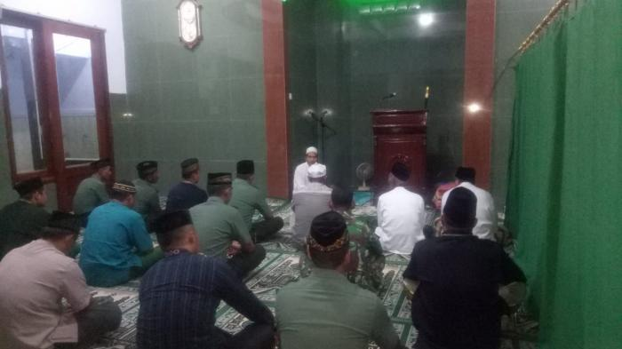 Suasana Safari Shalat Tahajd Di Masjid Baitul Mukminin (Dokpri)