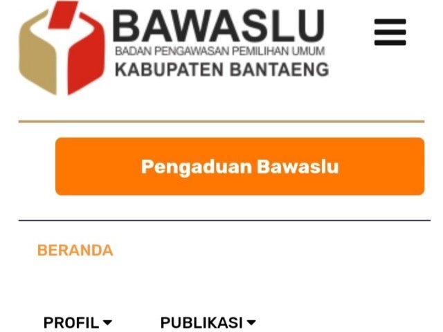 9 Awak Media Saksikan Launching Website Bawaslu Bantaeng Halaman All Kompasiana Com