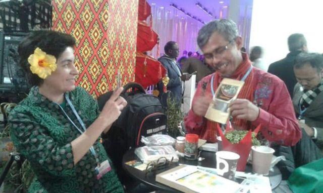Sumber Heta News, Marandus di Acara Konferensi Lingkunagan PBB - Polandia