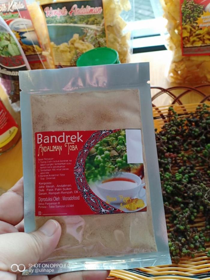 Bandrek Andaliman, Dokpri